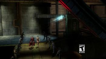 Injustice: Gods Among Us Ultimate Edition TV Spot, 'Battles' - Thumbnail 1