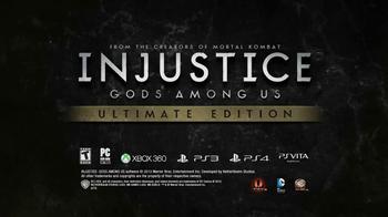 Injustice: Gods Among Us Ultimate Edition TV Spot, 'Battles' - Thumbnail 9