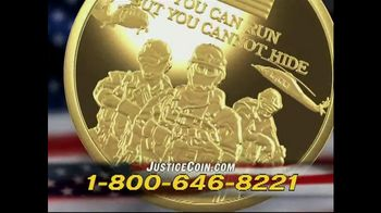 Historic Coin Mint TV Spot, 'Justice Done Coin'