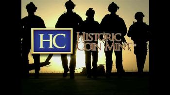Historic Coin Mint TV Spot, 'Justice Done Coin' - Thumbnail 3