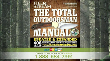 Field & Stream Total Outdoorsman Manual TV Spot - Thumbnail 7