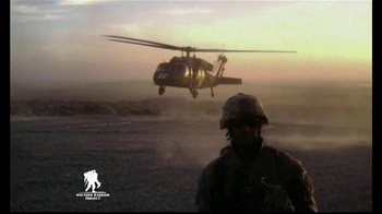 Wounded Warrior Project TV Spot, \'Invisible Scars\' Featuring Trace Atkins