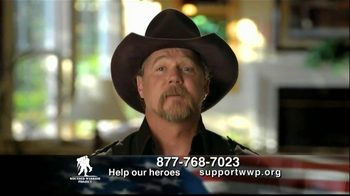 Wounded Warrior Project TV Spot, 'Invisible Scars' Featuring Trace Atkins - Thumbnail 4