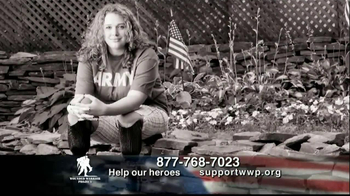 Wounded Warrior Project TV Spot, 'Invisible Scars' Featuring Trace Atkins - Thumbnail 5