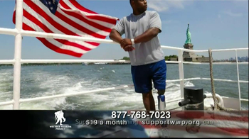 Wounded Warrior Project TV Spot, 'Invisible Scars' Featuring Trace Atkins - Thumbnail 8