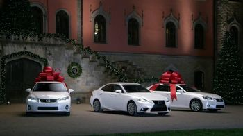 Lexus December to Remember TV Spot, 'Bow Precision' - 2518 commercial airings