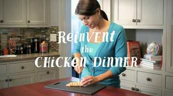 Pillsbury Grands! Flaky Layers TV Spot, 'Reinvent the Chicken Dinner'