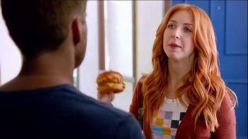 Wendy's Bacon Portabella Melt on Brioche TV Spot, 'Peep Hole' - Thumbnail 8