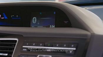 2013 Honda Civic LX Sedan TV Spot, 'Snow is Gonna Blow' Ft. Michael Bolton - Thumbnail 2