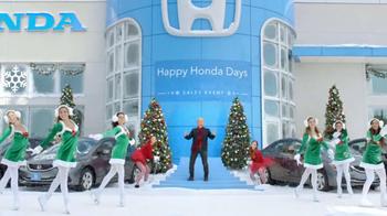 2013 Honda Civic LX Sedan TV Spot, 'Snow is Gonna Blow' Ft. Michael Bolton - Thumbnail 7