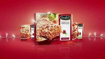 Stouffer's Lasagna TV Spot, 'Holidays' - Thumbnail 9