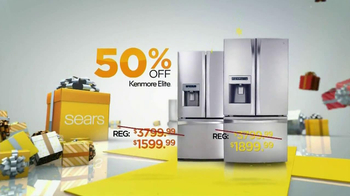 Sears Black Friday Appliance Event TV Spot - Thumbnail 5