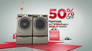 Sears Black Friday Appliance Event TV Spot - Thumbnail 6
