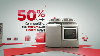 Sears Black Friday Appliance Event TV Spot - Thumbnail 7