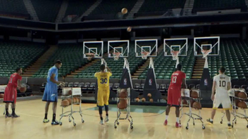 NBA Store TV Spot, 'Jingle Hoops' - Thumbnail 5