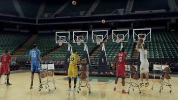 NBA Store TV Spot, 'Jingle Hoops' - 201 commercial airings