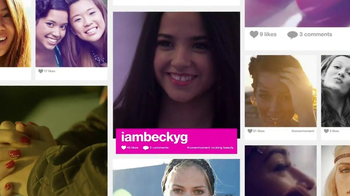 MTV TV Spot, 'CoverGirl' Featuring Becky G - Thumbnail 10