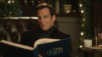 Best Buy Holiday Shopping TV Spot, 'Twas' Featuring Will Arnett - Thumbnail 1