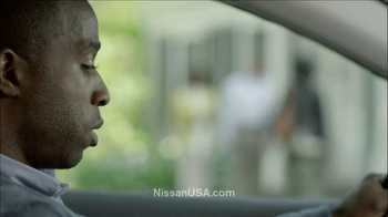 2013 Nissan Sentra SV TV Spot, 'Post-game Analysis: Father' - Thumbnail 5