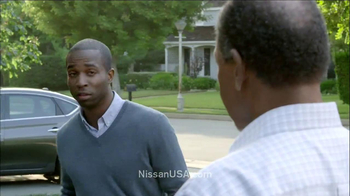 2013 Nissan Sentra SV TV Spot, 'Post-game Analysis: Father' - Thumbnail 6