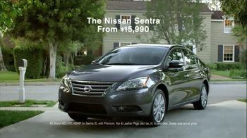 2013 Nissan Sentra SV TV Spot, 'Post-game Analysis: Father' - Thumbnail 8
