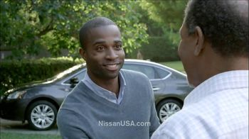 2013 Nissan Sentra SV TV Spot, 'Post-game Analysis: Father' - 665 commercial airings
