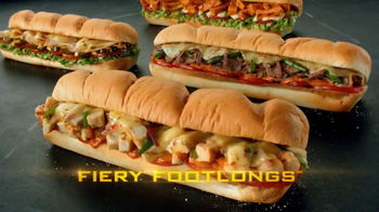 Subway Sriracha Chicken Melt TV Spot, 'The Hunger Games' - Thumbnail 5