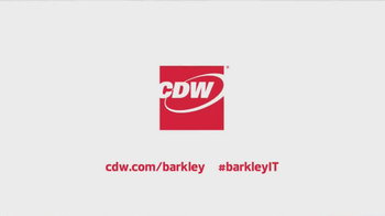 CDW TV Spot, 'Ultrabook Halftime Show' Featuring Charles Barkley - Thumbnail 10