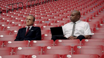 CDW TV Spot, 'Ultrabook Halftime Show' Featuring Charles Barkley - Thumbnail 2