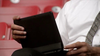 CDW TV Spot, 'Ultrabook Halftime Show' Featuring Charles Barkley - Thumbnail 4