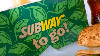 Subway To Go TV Spot, 'Catering' - Thumbnail 2
