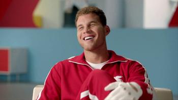Kia Optima TV Spot, 'Griffin Force' Featuring Blake Griffin, Jack McBrayer - Thumbnail 3