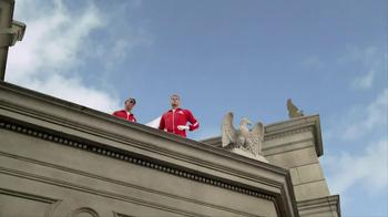 Kia Optima TV Spot, 'Griffin Force' Featuring Blake Griffin, Jack McBrayer - Thumbnail 5