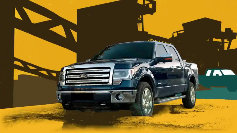 Ford F-150 TV Commercial, 'Research Project' - iSpot.tv