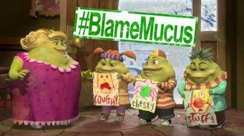 Mucinex TV Spot, 'Bringing Home Mucus'