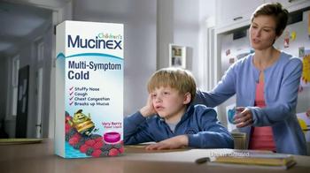 Mucinex TV Spot , 'Bringing Home Mucus' - Thumbnail 7