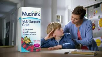 Mucinex TV Spot , 'Bringing Home Mucus' - Thumbnail 8