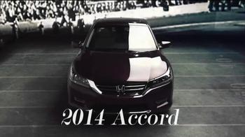 2014 Honda Accord TV Spot, 'Quarterback: No Blindside' - Thumbnail 4