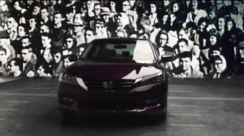2014 Honda Accord TV Spot, 'Quarterback: No Blindside' - Thumbnail 7