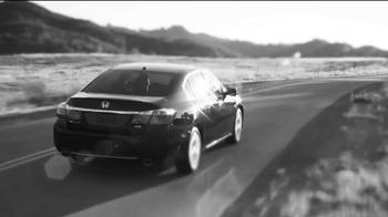 2014 Honda Accord TV Spot, 'Quarterback: No Blindside' - Thumbnail 8