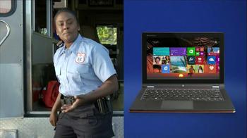 Lenovo Yoga 11S TV Spot, 'Paramedic' - Thumbnail 2