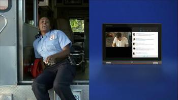 Lenovo Yoga 11S TV Spot, 'Paramedic' - Thumbnail 5