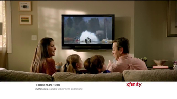 Xfinity X1 Triple Play TV Spot, 'Multiplex' - Thumbnail 3