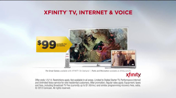 Xfinity X1 Triple Play TV Spot, 'Multiplex' - Thumbnail 8