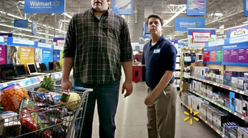 Walmart TV Spot, 'Big Guy' - Thumbnail 2