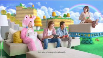 Super Mario 3D World TV Spot, 'New Power-Ups' - 1696 commercial airings