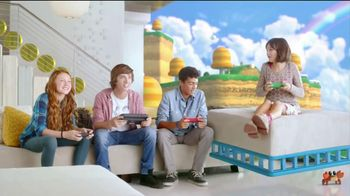 Super Mario 3D World TV Spot, 'New Power-Ups' - Thumbnail 4