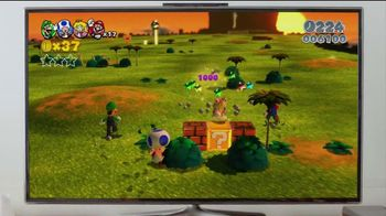 Super Mario 3D World TV Spot, 'New Power-Ups' - Thumbnail 5