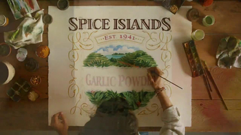 Spice Islands TV Spot, 'Crafted Spices' - Thumbnail 8