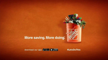The Home Depot TV Spot, 'Holiday Decorations' - Thumbnail 10